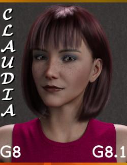 Claudia For G8/G8.1 Female