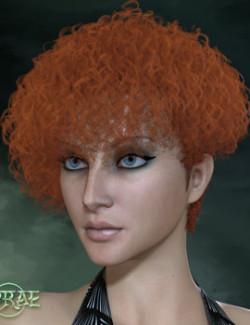 Prae-Evy Hair For La Femme Poser