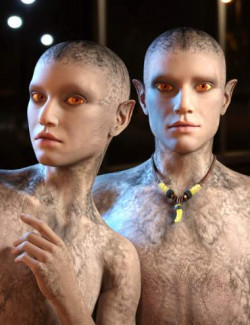 Calique and Calix for Genesis 8.1 Female