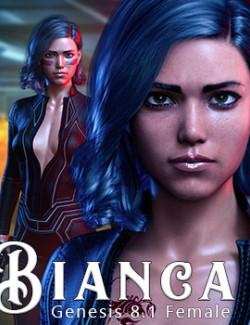 CJ Bianca For Genesis 8.1 Female