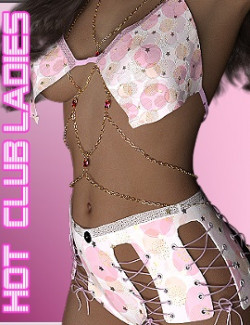 HOT - Clubladies Outfit