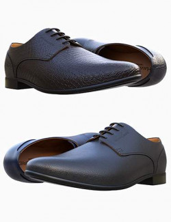 HL Derby Shoe for Genesis 8 and 8.1 Males