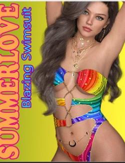 Summerlove for Blazing Swimsuit