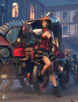 Steampunk Traveler Bundle