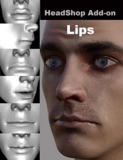 HeadShop- Lip Add-On