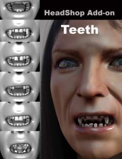HeadShop- Teeth Add-On