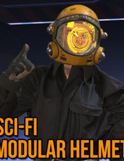 Sci-fi Modular Helmet