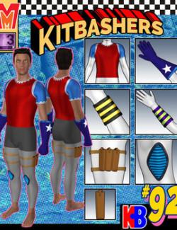 Kitbashers 092 MMG3M