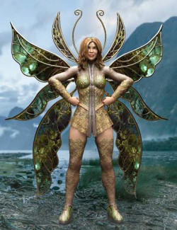 Fay Wings for Genesis 8