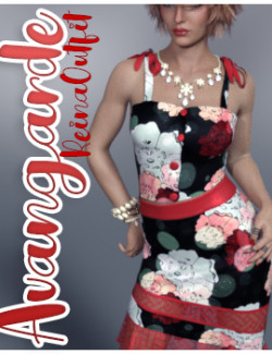 Avantgarde Reina Outfit G8.1F