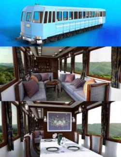 FG Luxury Passenger Train