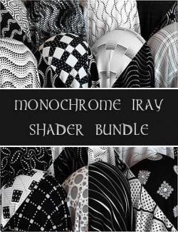 Noir Monochrome Iray Shader Bundle