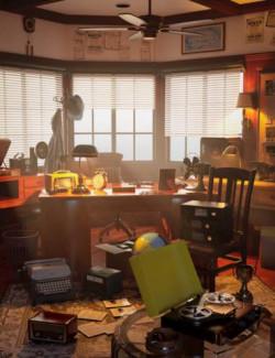 FG Detective Room