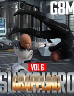 SuperHero Grappling for G8M Volume 6
