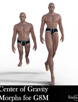 Center of Gravity Morphs for G8M