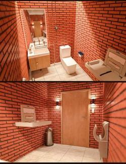 Yoga Club Washroom
