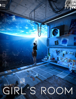 Sci Fi Girl's Room for DS