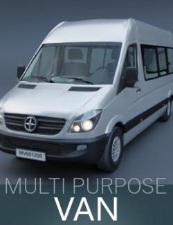 Multi Purpose Van