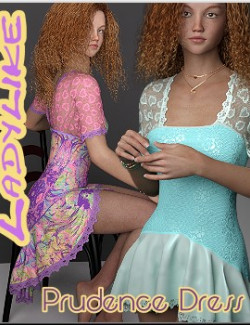 Ladylike- Prudence-Dress