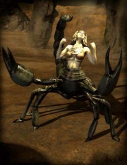 SY Scorpion Folk Genesis 8 and 8.1