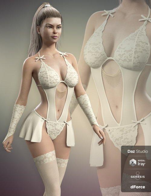 Soft Dream for Genesis 8 and Genesis 8.1 Females