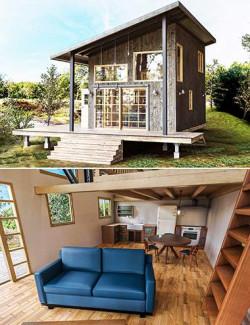 Hill Top Cabin