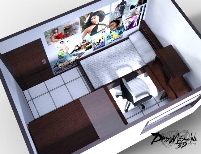 Dieggo's Room 1