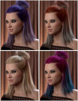 2021-15 Hair Texture Expansion
