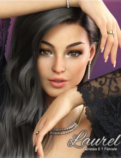 Laurel for Genesis 8.1 Female