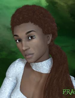 Prae-Ezili Hair La Femme Poser