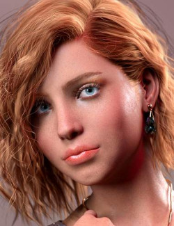 Caily for Genesis 8.1 Female