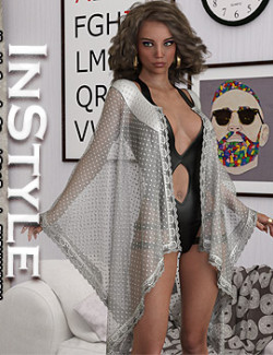InStyle - Kiss Me Cape for G8 and G8.1 Females
