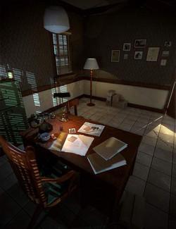 Noir Sleuth Office