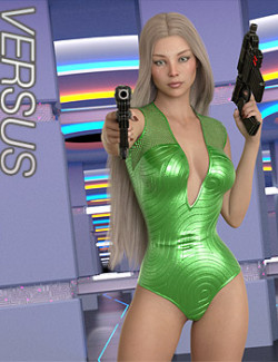 VERSUS - Endurance Outfit for Genesis 8 Females