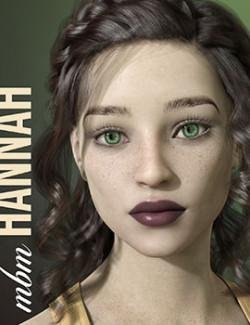 MbM Hannah for Genesis 3 & 8 Female