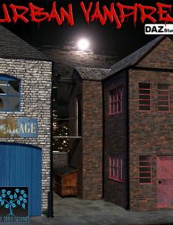 Urban Vampire for Daz Studio