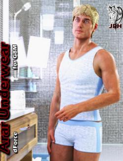 JRH dForce Arar Underwear for G8M
