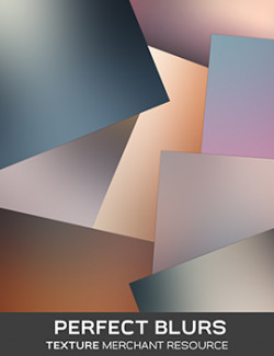 Digital Textures - Perfect Blurs