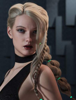 2021-14 Hair for Genesis 8 and 8.1 Females