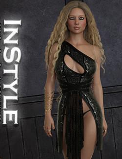 InStyle - JMR dForce Freya Dress for G8F
