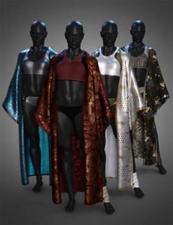 dForce Horizon Outfit Textures