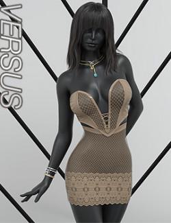 VERSUS - dForce Wonder Dress for Genesis 8 Females
