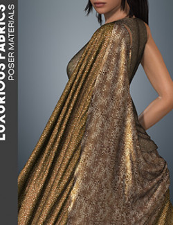 Poser - Luxurious Fabrics