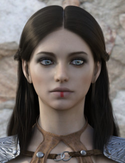 SR Hair for Genesis 8 and 8.1 Female