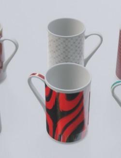 Teacup Set - Extended License