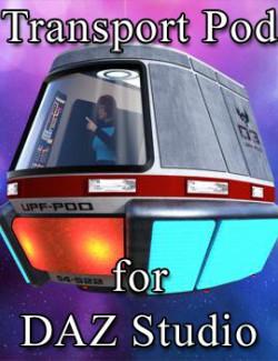 Transport Pod for DAZ Studio