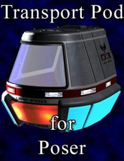 Transport Pod for Poser