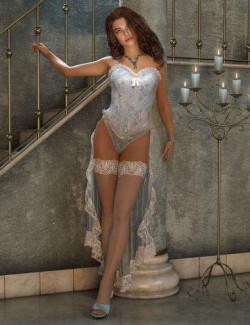 dForce Collette for Genesis 8 and 8.1 Females