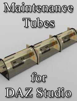 Maintenance Tubes for DAZ Studio