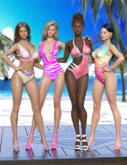 Girls of Summer Bundle